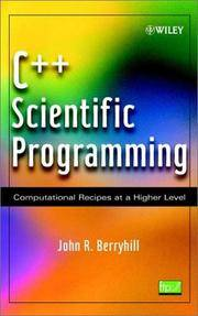 C++ Scientific Programming : Computational Recipes at a Higher Level