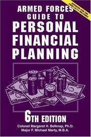 Armed Forces Guide to Personal Financial Planning, 6th edition