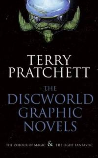 image of The Discworld Graphic Novels: The Colour of Magic and The Light Fantastic