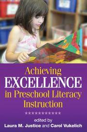 Achieving Excellence in Preschool Literacy Instruction (Solving Problems in the Teaching of Literacy)
