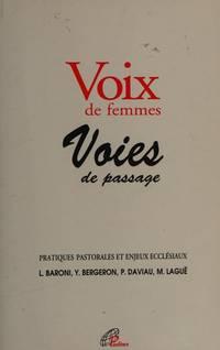 Voix de femmes Voies de passage