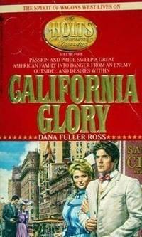 image of California Glory (G K Hall Large Print Book Series)