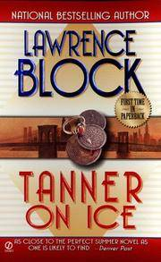 image of Tanner on Ice (Tanner Mystery Series)