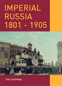 Imperial Russia: 1801-1905