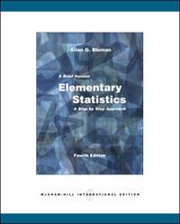 image of Elementary Statistics