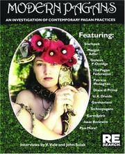 Modern Pagans: an Investigation of Contemporary Ritual (Re/Search)