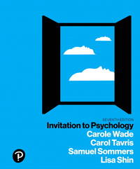 Invitation to Psychology (7th Edition)