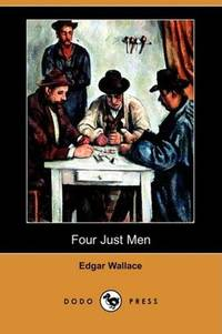 image of Four Just Men (Dodo Press)