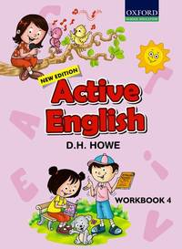 ACTIVE ENGLISH WB 4 (NEW EDN)