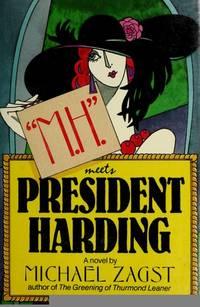 """M.H."" Meets President Harding"