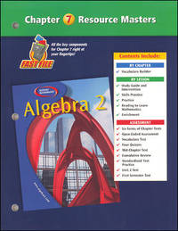 Algebra 2 chapter 7 resource masters by mcgraw hill image of algebra 2 chapter 7 resource masters fandeluxe Choice Image