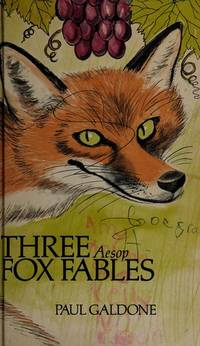 image of Three Aesop Fox Fables