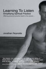 image of Learning To Listen: Simplifying Spiritual Practice