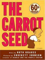 image of The Carrot Seed (Rise and Shine)
