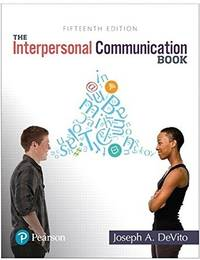 image of Interpersonal Communication Book, The