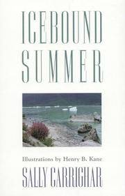 Icebound Summer by Sally Carrighar - Paperback - from Discover Books (SKU: 3329330703)
