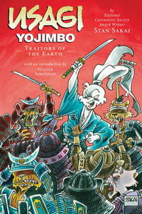 Usagi Yojimbo, Volume 26