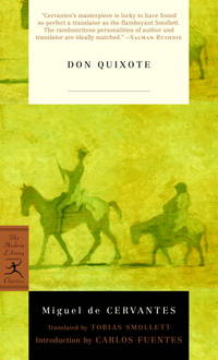 Don Quixote (Modern Library Classics) by Miguel de Cervantes - Paperback - 2004-01-01 - from Books Express and Biblio.com