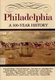 image of Philadelphia: A 300-Year History