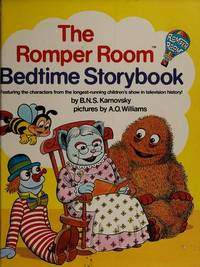 The Romper room bedtime storybook