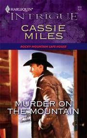 image of Murder On The Mountain (Harlequin Intrigue)