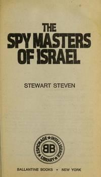 Spymasters of Israel