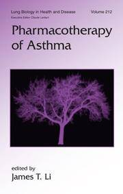 Pharmacotherapy of Asthma (Lung Biology in Health and Disease)