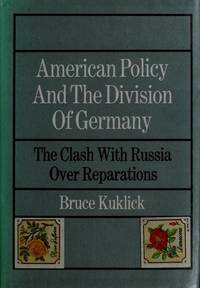 American Policy and the Division of Germany