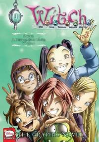W.I.T.C.H.: The Graphic Novel, Part III. A Crisis on Both Worlds, Vol. 3