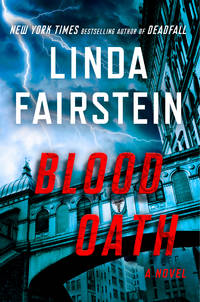 Blood Oath: A Novel (An Alexandra Cooper Novel)
