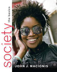 image of Society: The Basics, 11th Edition, Annotated Instructor's Edition