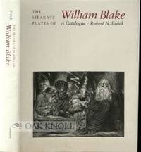 The Separate Plates of William Blake: A Catalogue