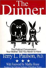 The Dinner: The Political Conversation Your Mother Told You Never To Have