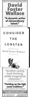Consider the Lobster, and Other Essays