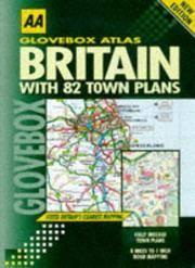 AA Glovebox Atlas: Britain (Standard) (AA Atlases)