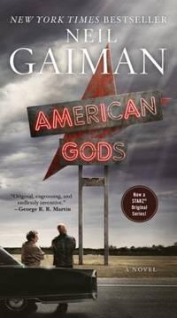 image of American Gods: A Novel