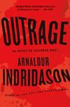 image of Outrage: An Inspector Erlendur Novel (An Inspector Erlendur Series)