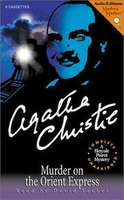 image of Murder on the Orient Express: A Hercule Poirot Mystery