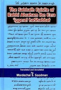 The Sabbath Epistle of Rabbi Abraham Ibn Ezra