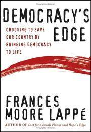 Democracy's Edge: Choosing to Save Our Country by Bringing Democracy to Life.