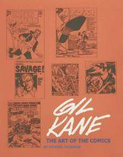 image of Gil Kane: Art of the Comics Limited Edition