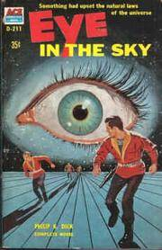 image of Eye in the Sky (Classic Ace, D-211)
