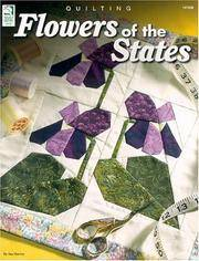 Quilting Flowers of the States