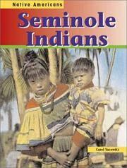 Seminole Indians (Native Americans)