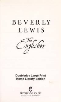 The Englisher (Annie's People Series #2) by Beverly Lewis - Hardcover - January 2006 - from The Book Store and Biblio.com