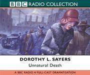 image of Unnatural Death: BBC Radio 4 Full-cast Dramatisation (BBC Radio Collection)
