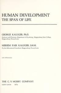 Human Development: The Span of Life
