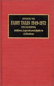 Index to Fairy Tales, 1949-1972, Third Supplement