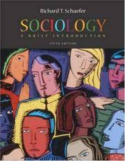 image of Sociology: A Brief Introduction with Reel Society Interactive Movie 1.0 CD-ROM and PowerWeb