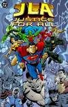 image of JLA (Book 5): Justice for All